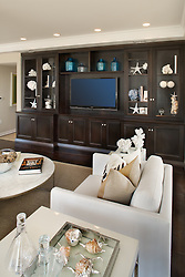 The Grand at Diamond Beach 9600 Atlantic Avenue Wildwood, NJ Designer Jeff Akseizer Home Living Room