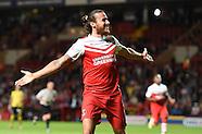 Charlton Athletic v Colchester United 120814