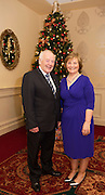 Mary and Frank Downes Moycullen at the Gorta Self Help Africa Annual Ball at the Galway Bay Hotel, Salthill Galway.<br /> Photo:Andrew Downes, xposure.