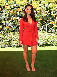 10th annual Veuve Clicquot Polo Classic. 05 Oct 2019 Pictured: Jessica Lowndes. Photo credit: MEGA TheMegaAgency.com +1 888 505 6342