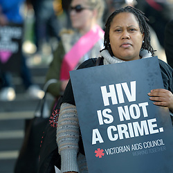 AIDS Conference in Melbourne