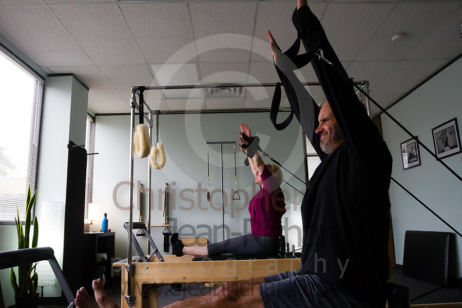centerAlign Pilates and Body Rolling<br /> <br /> Real clients doing Real Pilates<br /> Pilates for Any Body<br /> <br /> The Woodlands, Texas
