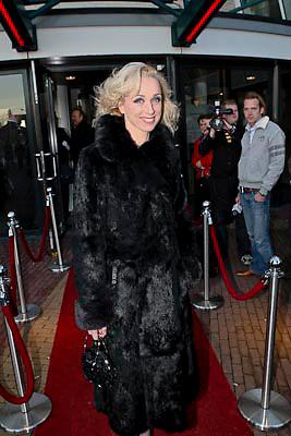 NLD/Zaandam/20081207 - Premiere Op Hoop van Zegen, Ellen Evers