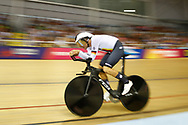Men Individual Pursuit, Domenic Weinstein (Germany), during the Track Cycling European Championships Glasgow 2018, at Sir Chris Hoy Velodrome, in Glasgow, Great Britain, Day 4, on August 5, 2018 - Photo Luca Bettini / BettiniPhoto / ProSportsImages / DPPI - Belgium out, Spain out, Italy out, Netherlands out -
