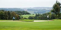 SAINT OMER (France) - Hole 3 .AA Saint-Omer Golf Club. Copyright Koen Suyk