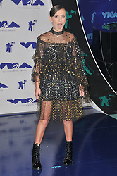 Millie Bobby Brown at the 2017 MTV Video Music Awards held at The Forum on August 27, 2017 in Inglewood, CA, USA (Photo by Sthanlee B. Mirador/Sipa USA)