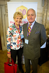 © London News Pictures. 20/09/2013. London, UK. Neil and Christine Hamilton at the  2013 UK Independence Party (UKIP) Annual Conference at Central Hall in Westminster, London.  Photo credit : Ben Cawthra/LNP