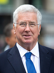 © Licensed to London News Pictures. 05/06/2019. London, UK. Sir Michael Fallon MP seen in Westminster. Photo credit : Tom Nicholson/LNP