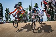 2021 UCI BMXSX World Cup<br /> Round 2 at Verona (Italy)<br /> 1/8 Finals<br /> ^mu#645 OEGEMA, Ynze (NED, MU) Oegema Fieten<br /> ^mu#646 VAN BEMMELEN, Bart (NED, MU) Team_NL
