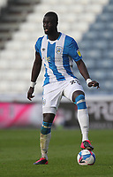 Huddersfield Town's Mouhamadou Naby Sarr<br /> <br /> Photographer Mick Walker/CameraSport<br /> <br /> The EFL Sky Bet Championship - Huddersfield Town v Bournemouth - Tuesday 13 April 2021 - The John Smith's Stadium - Huddersfield<br /> <br /> World Copyright © 2020 CameraSport. All rights reserved. 43 Linden Ave. Countesthorpe. Leicester. England. LE8 5PG - Tel: +44 (0) 116 277 4147 - admin@camerasport.com - www.camerasport.com