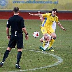 20170304: SLO, Football - Prva liga Telekom Slovenije, Domžale vs Koper