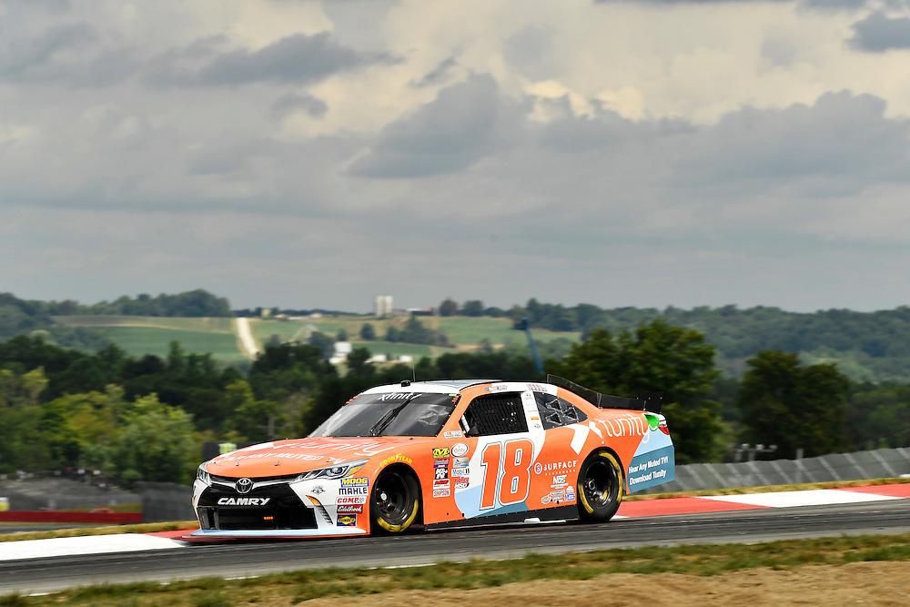 12-13 August, 2016, Lexington, Ohio USA<br /> Owen Kelly, Tunity Toyota Camry<br /> ©2016, Scott R LePage <br /> LAT Photo USA