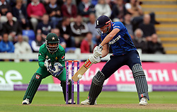 England's Jonny Bairstow during the Fifth Royal London One Day International at the SSE SWALEC Stadium, Cardiff.