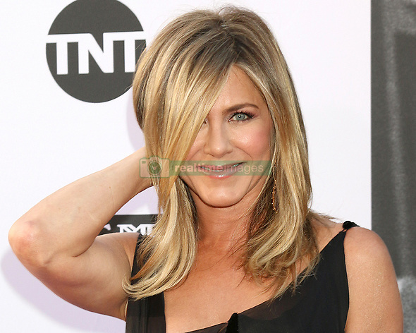 June 7, 2018 - Los Angeles, CA, USA - LOS ANGELES - JUN 7:  Jennifer Aniston at the American Film Institute Lifetime Achievement Award to George Clooney at the Dolby Theater on June 7, 2018 in Los Angeles, CA  (Credit Image: © Kathy Hutchins via ZUMA Wire)