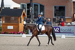 Heultink Joyce, NED, Gaudi Vita<br /> Nederlands Kampioenschap Dressuur <br /> Ermelo 2017<br /> © Hippo Foto - Dirk Caremans<br /> 15/07/2017