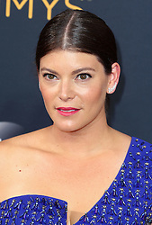 Gail Simmons arriving for The 68th Emmy Awards at the Microsoft Theater, LA Live, Los Angeles, 18th September 2016.