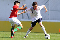Fotball<br /> 20.10.2011<br /> Landskamp G15<br /> Portugal v Norge<br /> Foto: Cityfiles/Digitalsport<br /> NORWAY ONLY<br /> <br /> Portugal vs Norway  under 16 International Friendly Football Match. In picture: Elias Skogvoll