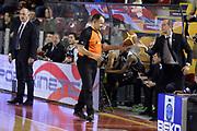 DESCRIZIONE : Roma Lega serie A 2013/14 Acea Virtus Roma Pasta Reggia Caserta<br /> GIOCATORE : Arbitro<br /> CATEGORIA : Arbitro Fairplay<br /> SQUADRA : Arbitro<br /> EVENTO : Campionato Lega Serie A 2013-2014<br /> GARA : Acea Virtus Roma Pasta Reggia Caserta<br /> DATA : 23/02/2014<br /> SPORT : Pallacanestro<br /> AUTORE : Agenzia Ciamillo-Castoria/GiulioCiamillo<br /> Galleria : Lega Seria A 2013-2014<br /> Fotonotizia : Roma Lega serie A 2013/14 Acea Virtus Roma Pasta Reggia Caserta<br /> Predefinita :