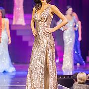 NLD/Hilversum/20160926 - Finale Miss Nederland 2016, Djerra Zwaan
