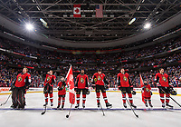 Toronto Maple Leafs vs Ottawa Senators<br /> February 15, 2020.<br /> <br /> PHOTO: Steve Kingsman / Freestyle Photography for OSHC