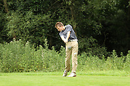 Liam Travers (Ardee) pictured during the Munster U16 Championship, Clonmel Golf Club, Clonmel, Co. Tipperary 13th July 2015<br /> Picture: Golffile | www.golffile.ie