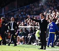 Valencia CF's   coach Gary Neville  during La Liga match. January 17, 2016. (ALTERPHOTOS/Javier Comos)