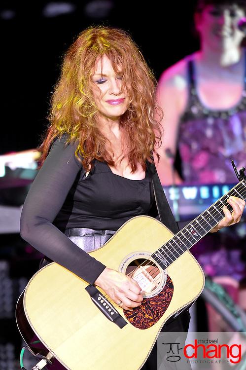 Heart performs live at The Wharf in Orange Beach, Alabama.