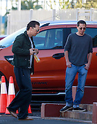 "EXCLUSIVE <br /> Matthew McConaughey spent the day at the Datk Tower studios in Cape Town for wardrobe fittings and to run through his shooting schedule for his latest role as the Man in Black in ""Dark Tower"".  He will be filming alongside Idris Elba and Canadian actress Kathryn Winnick.<br /> McConaughey and his wife Camila Alves jetted in to Cape Town with their 3 children, Levi, Livingstone and Vida on Sunday evening and have been spotted dining at some of the cities trendiest restaurants. The family dined at popular Beluga restaurant on Tuesday evening where tight security had to keep fellow diners away from trying to take photos of the actor.<br /> ©Starpics/Exclusivepix Media"