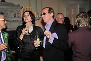 A.N. WILSON, Nicky Haslam party for Janet de Botton and to celebrate 25 years of his Design Company.  Parkstead House. Roehampton. London. 16 October 2008.  *** Local Caption *** -DO NOT ARCHIVE-© Copyright Photograph by Dafydd Jones. 248 Clapham Rd. London SW9 0PZ. Tel 0207 820 0771. www.dafjones.com.