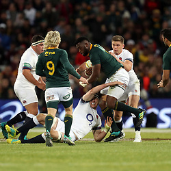 during the 2018 Castle Lager Incoming Series 2nd Test match between South Africa and England at the Toyota Stadium.Bloemfontein,South Africa. 16,06,2018 Photo by (Steve Haag JMP)