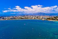Aerial Views, Noumea, Grand Terre, New Caledonia