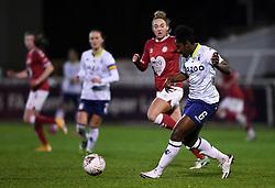 Anita Asante of Aston Villa Women - Mandatory by-line: Ryan Hiscott/JMP - 13/01/2021 - FOOTBALL - Twerton Park - Bath, England - Bristol City Women v Aston Villa Women - FA Continental Cup quarter final