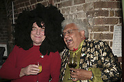 M.P. Stephen Pound and  Lord Desai, Parliamentary Variety Show in aid of Macmillan Cancer Support.  , St. Johns, Smith Square, London, 1 February 2007.  -DO NOT ARCHIVE-© Copyright Photograph by Dafydd Jones. 248 Clapham Rd. London SW9 0PZ. Tel 0207 820 0771. www.dafjones.com.