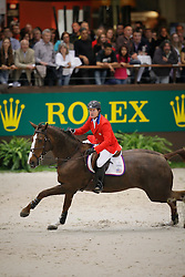 Ward Mclain (USA) - Sapphire<br /> Rolex FEI World Cup Final - Geneve 2010<br /> © Dirk Caremans