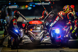 March 15, 2019 - Sebring, UNITED STATE OF AMERICA - 28 TDS RACING (FRA) ORECA 07 GIBSON LMP2 FRANÇOIS PERRODO (FRA) MATTHIEU VAXIVIERE (FRA) LOIC DUVAL  (Credit Image: © Panoramic via ZUMA Press)