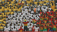 Photo: Steve Bond/Richard Lane Photography.<br />Egypt v Zambia. Africa Cup of Nations. 30/01/2008. Orchestrating the local fans
