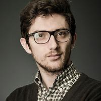 Leuven, Belgium 31 January 2014<br /> Researcher Antonio Ammirati.<br /> Photo: Ezequiel Scagnetti