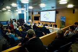 Press conference of cycling race 24th Tour de Slovenie 2017, on May 4, 2017 in Telekom Slovenije, Ljubljana, Slovenia. Photo by Vid Ponikvar / Sportida