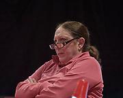 Kristina Ghiurova, atleta di origini bulgare è campionessa del mondo alla fune di Londra 1979. Oggi allenatrice della Ginnastica Fabriano.