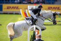 Ehning Marcus, GER, Calanda 42<br /> CHIO Aachen 2019<br /> Weltfest des Pferdesports<br /> © Hippo Foto - Stefan Lafrentz<br /> Ehning Marcus, GER, Calanda 42