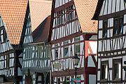 Fachwerkhäuser, Höchst im Odenwald, Odenwald, Naturpark Bergstraße-Odenwald, Hessen, Deutschland | timber framed houses, Höchst im Odenwald, Odenwald, Hesse, Germany