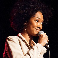 Abbi Crutchfield as Wanda Sykes - Schtick or Treat 2012 - November 4, 2012 - Littlefield