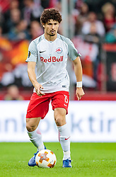 12.04.2018, Red Bull Arena, Salzburg, AUT, UEFA EL, FC Salzburg vs SS Lazio Roma, Viertelfinale, Rueckspiel, im Bild Andre Ramalho (FC Salzburg) // during the UEFA Europa League Quaterfinal, 2nd Leg Match between FC Salzburg and SS Lazio Roma at the Red Bull Arena in Salzburg, Austria on 2018/04/12. EXPA Pictures © 2018, PhotoCredit: EXPA/ JFK