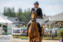 Claeys Jan, BEL, Judy van de Beekhoek<br /> Groenten Jumping - Sint Kathelijne Waver 2020<br /> © Hippo Foto - Dirk Caremans<br /> 21/07/2020