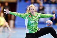 Håndball , 15. oktober 2014, Eliteseriene damer , Glassverket - Stabæk 41-15<br /> Kathrine Sæthre , Stabæk