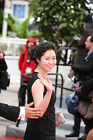 Moon Sori arriving at the DA-REUN NA-RA-E-SUH (IN ANOTHER COUNTRY)  gala screening at the 65th Cannes Film Festival France. Monday 21st May 2012 in Cannes Film Festival, France.