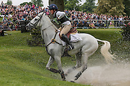 BILLY THE BIZ ridden by Pippa Funnell at Bramham International Horse Trials 2016 at  at Bramham Park, Bramham, United Kingdom on 11 June 2016. Photo by Mark P Doherty.