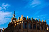Catalonia & Barcelona Architecture: Modernist