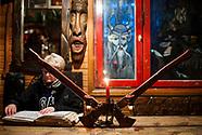 Cisna w Bieszczadach. Kultowy Bar Siekierezada