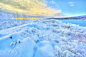 Amazing Ice Formations at Grand Marais Harbor and Lighthouse